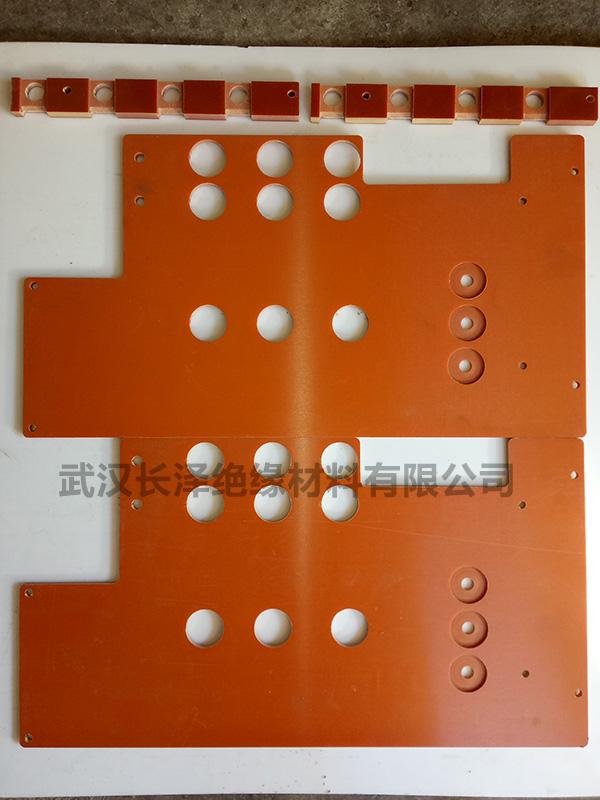 电木板/橘红板加工